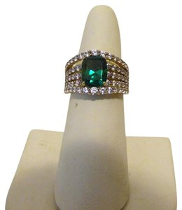 Jean Dousset Jean Dousset Absolute Emerald Ring 7