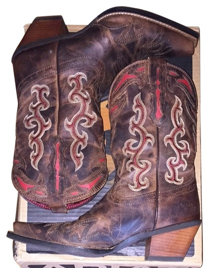 Ariat Sassy brown Boots
