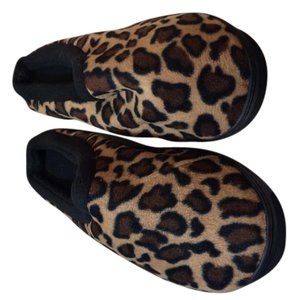Other Leopard print memory foam slippers
