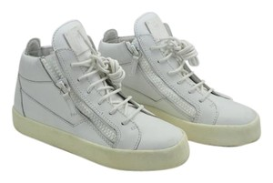 Giuseppe Zanotti High Top Sneakers Women Sneakers Street Style White Athletic