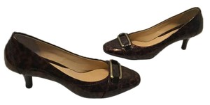Cole Haan Tortoiseshell patent leather Pumps