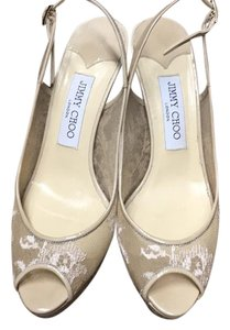 Jimmy Choo tan Formal