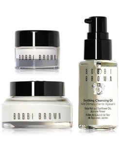 Bobbi Brown NEW Bobbi Brown Hydrating Eye Face cream Cleansing oil Large Travel
