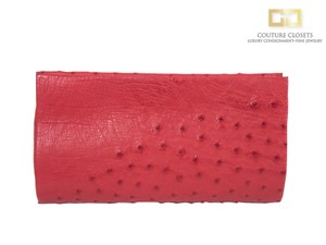 Gambelle Red Clutch