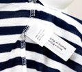 Madewell Top Withe/Blue Image 5
