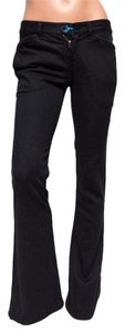 Theory Flared Nwt Lyocell Modal Soft Flare Pants Black
