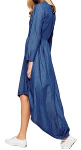 Dark denim Maxi Dress by Other