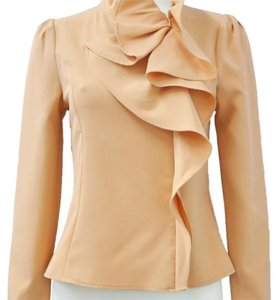 Gracia Top Beige