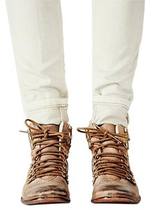 Free People light brown Boots