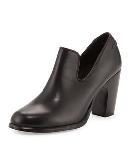 Rag & Bone Bootie Ankle Boot Leather Black Boots