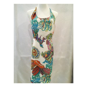 Banana Republic short dress Bright multi on Tradesy