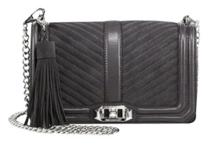 Rebecca Minkoff Love Quilted Cross Body Bag