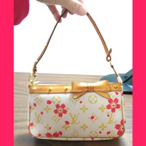 Louis Vuitton Murakami Cherry Blossom Shoulder Bag