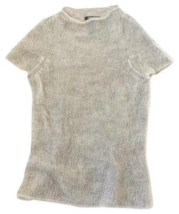 DKNY Short Sleeve Sweater
