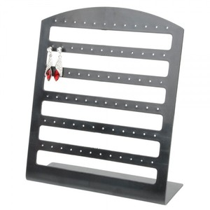 72 Hole Earring Storage Organizer Display, Holds 36 Pairs