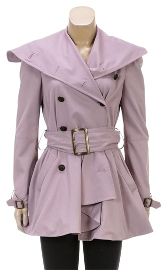 MCQ by Alexander McQueen Trench Style Jacket (size 40) Trench Coat chic