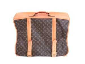 Louis Vuitton Jumbo Portable Homme Garment Bag ( w/ 5 LV Hangers ) 208727