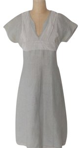 Narciso Rodriguez short dress Grey on Tradesy