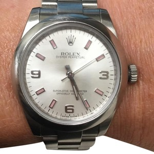 Rolex 114200 Stainless