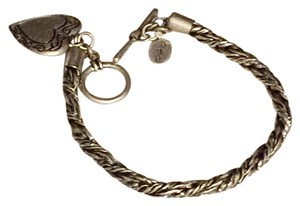 American Eagle Outfitters American Eagle Outfitters New With Tags Silver Toggle Bracelet