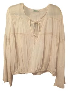 Kimchi Blue Urban Outfitters Top Cream