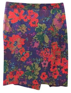 J.Crew Skirt Patterned