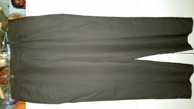 Cato Wide Leg Pants Brown Image 1