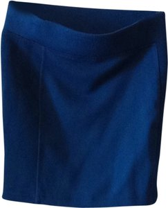 Forever 21 Mini Skirt Blue