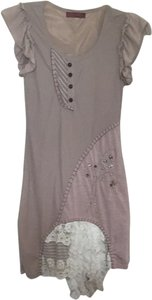 Sylc Camisa short dress on Tradesy