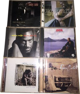 Other Jazz Artists 6- CD Set; Stanley Clarke, Norman Brown, Marcus Miller, George Howard, John Stoddart, Regina Carter [ SisterSoul Closet ]