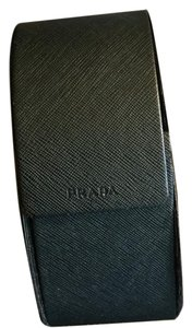 Prada Prada Black Sunglass Case (Case Only)