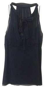 Saks Fifth Avenue Top Dark blue