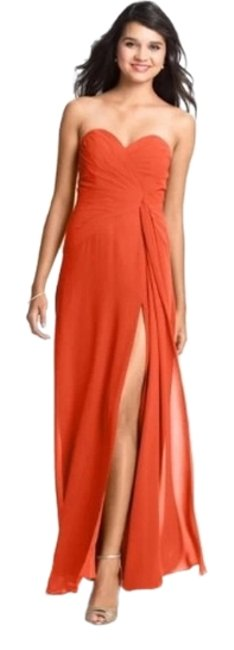 Preload https://item3.tradesy.com/images/faviana-red-strapless-prom-pageant-long-formal-dress-size-4-s-1951192-0-0.jpg?width=400&height=650