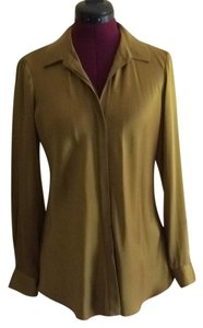 Eileen Fisher Top Gold