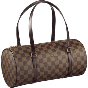 Louis Vuitton Papillon Damier Shoulder Bag