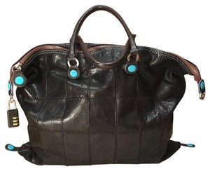 Gabs Tote in Convertible Leather