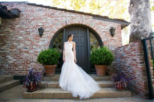 Marchesa Bridal B11803 Wedding Dress