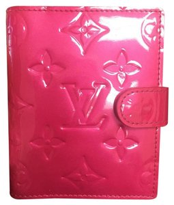 Louis Vuitton SALE! Rose Pop Mini Agenda