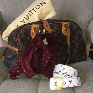 Louis Vuitton Satchel in Mm