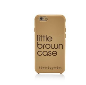 Bloomingdale's Bloomingdales' Little Brown Iphone 6/6s case