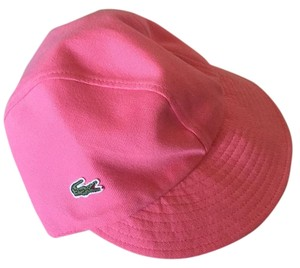 Lacoste Hot Pink Hat - Tradesy 8028515692d