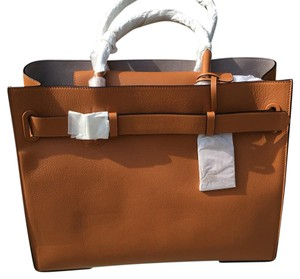 Reed Krakoff Satchel in Tan