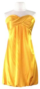 Cinderella Divine short dress Yellow Prom on Tradesy