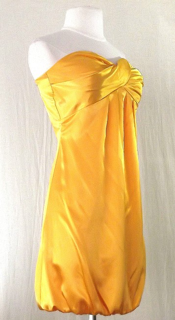 Cinderella Divine short dress Yellow Prom on Tradesy Image 2