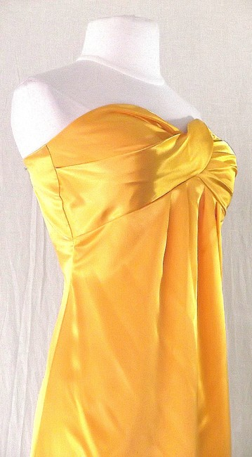 Cinderella Divine short dress Yellow Prom on Tradesy Image 3