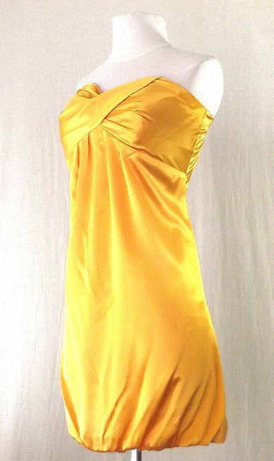 Cinderella Divine short dress Yellow Prom on Tradesy Image 4