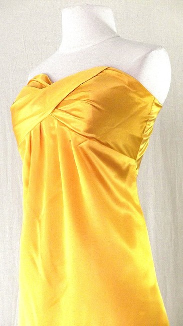 Cinderella Divine short dress Yellow Prom on Tradesy Image 5