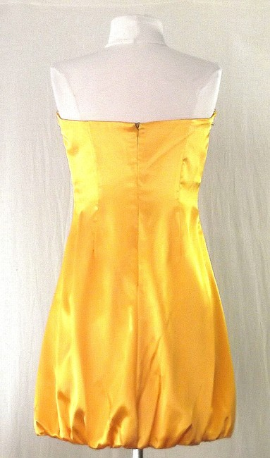 Cinderella Divine short dress Yellow Prom on Tradesy Image 6