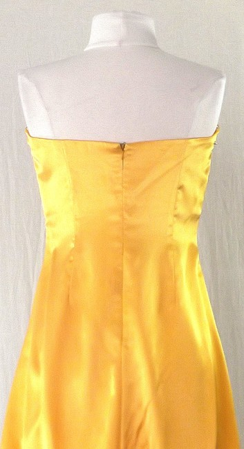 Cinderella Divine short dress Yellow Prom on Tradesy Image 7