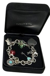 Tiffany & Co. Tiffany & Co Charm Charms & Bracelet